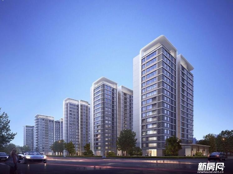 义乌壹号院均价33000元/m²