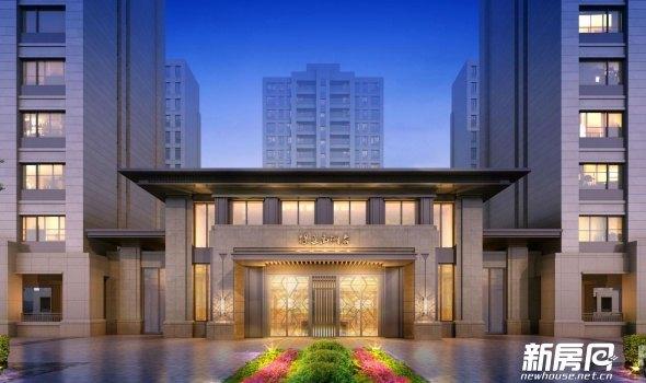 保集禹洲保信花园均价23000元/m²