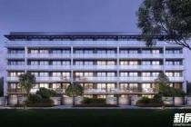 景瑞·镜溪绿汀建面约180-200方三层精工叠墅