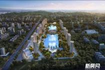 侨福明园均价25000元/m²