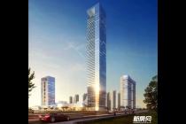 杭州富力中心主力户型建筑面积40、60㎡LOFT双钥匙