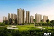 合生杭州湾国际新城均价约9600-11000元/平方