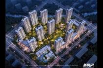 金茂万科·新都会建面约95方、115方装修成品