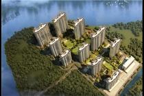 欣明水韵蓝湾建面约76-128㎡位于柯桥区杨汛桥核心区域