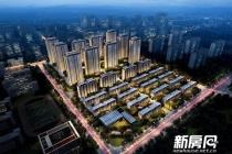 新城·海上风华均价 9955 元/m²