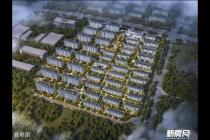 中天云望建筑面积15万㎡   占地面积80000㎡   绿化率 30%